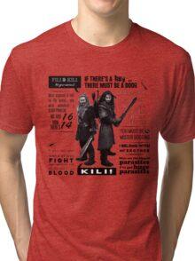[The Hobbit] Fili & Kili - Quotes Tri-blend T-Shirt