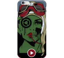 Pain is an illusion iPhone Case/Skin