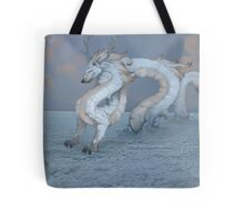 The Superior Elkwolf Monster Tote Bag