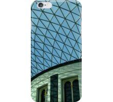 British Museum atrium iPhone Case/Skin