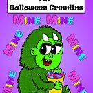 Halloween Gremlin by EddyG