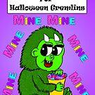 Halloween Gremlin by EddyG