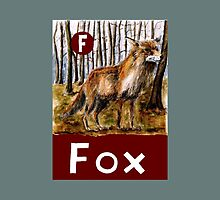 F is for Fox by DavidDonovan