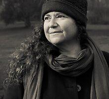 A moment of reflection by Bojana  Stankovic