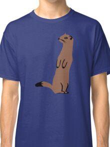 Ermine Stoat Weasel Classic T-Shirt