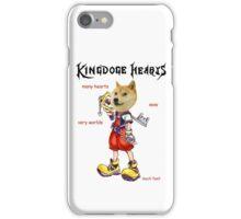 KingDOGE Hearts iPhone Case/Skin