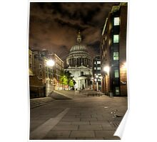 St. Pauls - HDR Poster