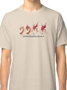 How Mega-Gyarados was Created Classic T-Shirt