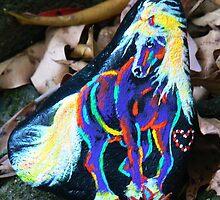 Rock 'N' Ponies - DARK HORSE RISING by louisegreen