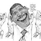 Obama Porky Love by meastbrook