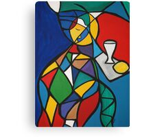 Nights and Days Canvas Print
