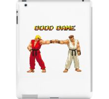STREET FIGHTER - RYU & KEN iPad Case/Skin