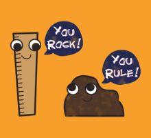 Rock & rule by evadelia