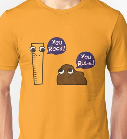 Rock & rule Unisex T-Shirt