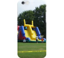 Giant Freaking Bouncy Houses iPhone Case/Skin