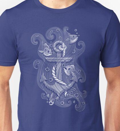 Lost Anchor Unisex T-Shirt