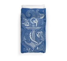 Lost Anchor Duvet Cover