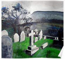 Stranger Graves Poster
