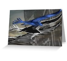 ~winds~ Greeting Card