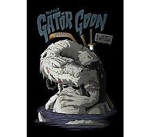 Sewer Lords - Gator Goon Photographic Print