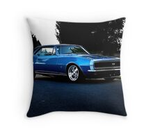 She's real fine... Throw Pillow