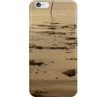 Ripples In The Evening Sun iPhone Case/Skin