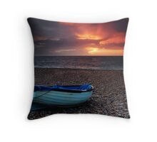End Of Year Throw Pillow