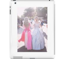 princess besties iPad Case/Skin