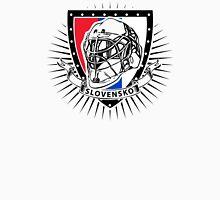 Slovakia ice hockey helmet shield Unisex T-Shirt