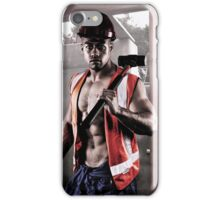 Fit Builder iPhone Case/Skin