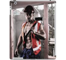 Fit Builder iPad Case/Skin