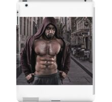 Street Guy iPad Case/Skin