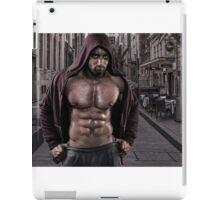 Street Guy iPad Case/Skin
