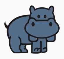 Comic hippo Kids Clothes