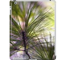 Fur Tree Needles iPad Case/Skin