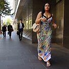 Melbourne Street Encounter by observer11