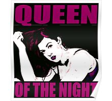 CREATURES OF THE NIGHT-QUEEN OF THE NIGHT Poster