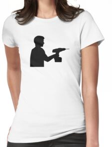 Craftsman Womens Fitted T-Shirt