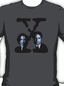 X-FILES - Scully & Mulder T-Shirt