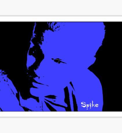 Spike Sticker