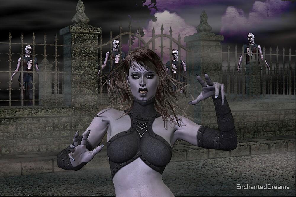 Vampire Nights by EnchantedDreams