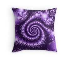 A Galaxy Forming   Throw Pillow