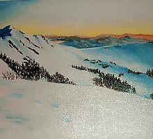 Mt. Rose by molliekathleen