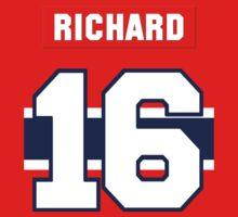 Henri Richard #16 - red jersey Kids Clothes