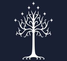 Tree of Gondor by Lightkeeper