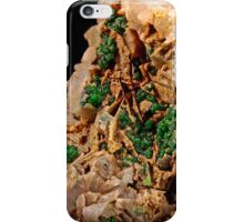 Malachite on Bladed Calcite iPhone Case/Skin