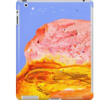 Ride with the moon iPad Case/Skin