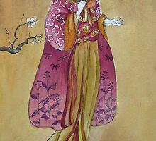 Eastern Blossom by bevmorgan