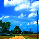 Country Road by jpryce