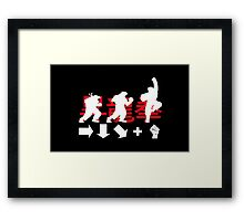 SHORYUKEN! Framed Print